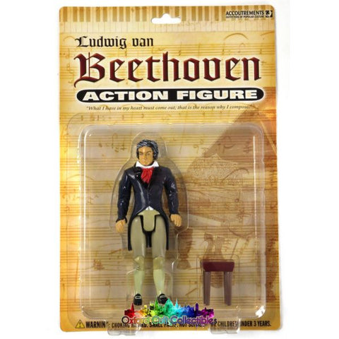 Beethoven Action Figure Figures