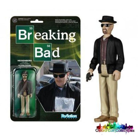 Breaking Bad Heisenberg Action Figure