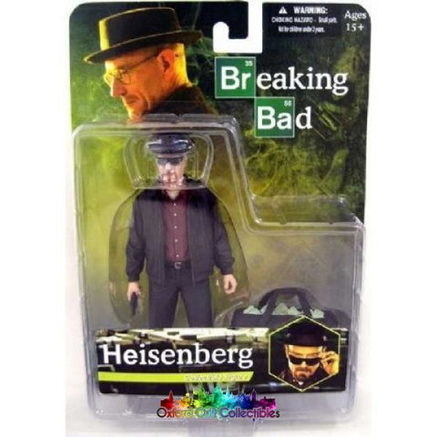Breaking Bad Heisenberg Cult Collectible Action Figure