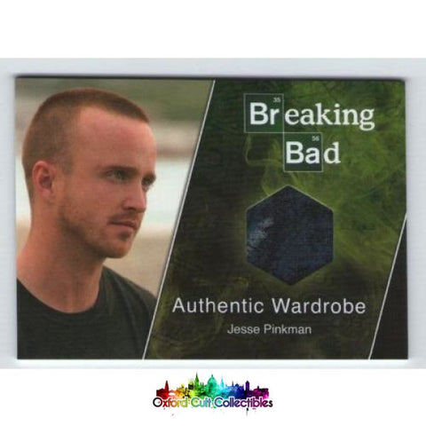 Breaking Bad Jesse Pinkman Authentic Costume Card