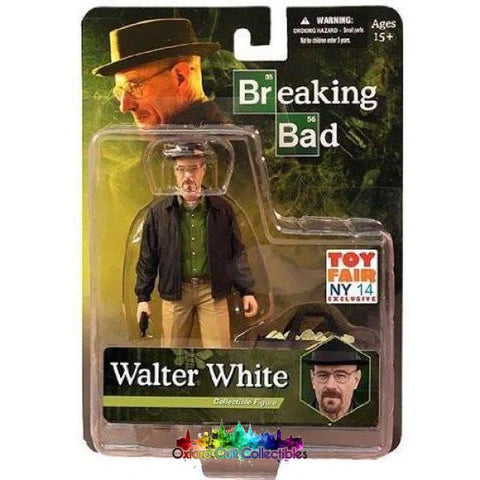 Breaking Bad Walter White Cult Collectible Exclusive Action Figure