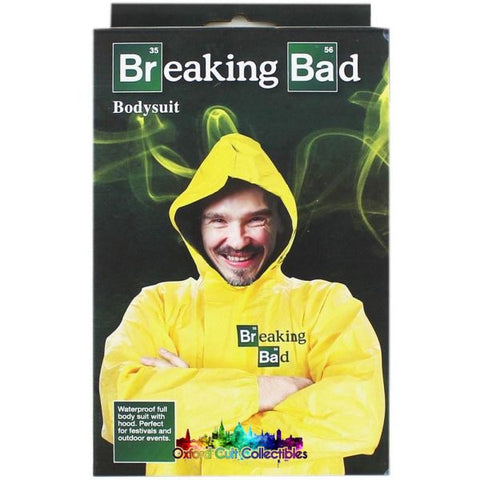Breaking Bad Waterproof Full Body Suit