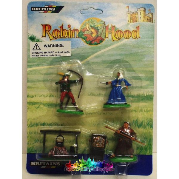 674c1a39e38 Britains  Robin Hood  figurine collection 1 – Oxford Cult Collectibles