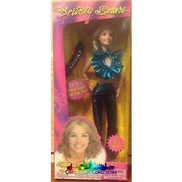 Britney Spears Oops!...i Did It Again Collectible Doll