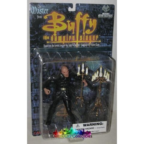 Buffy The Vampire Slayer The Master Action Figure