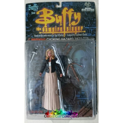 Buffy The Vampire Slayer Prophecy Girl Action Figure