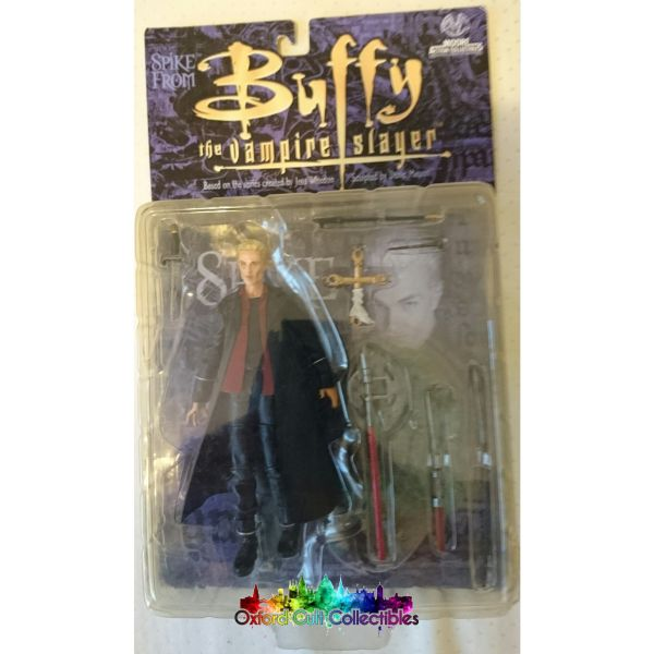 Buffy The Vampire Slayer Spike Action Figure (Human Form Variant)
