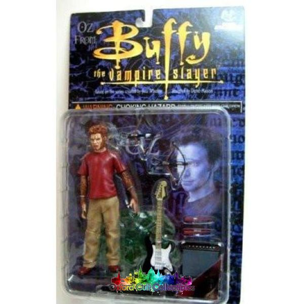 Buffy The Vampire Slayer Werewolf Oz Exclusive Action Figure