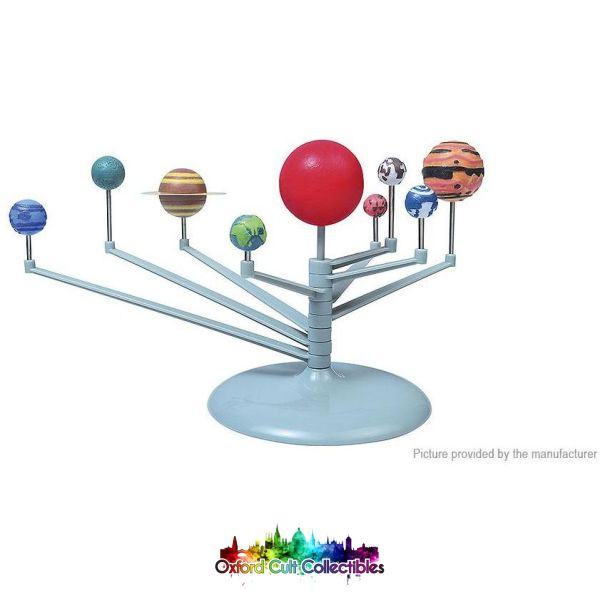 Build Your Own Solar System Model Toy Diy Kit
