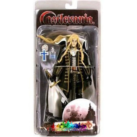 Castlevania Alucard Action Figure