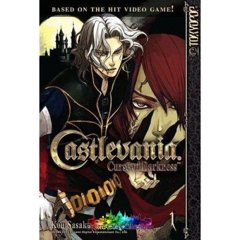 Castlevania Curse Of Darkness Vol. 1