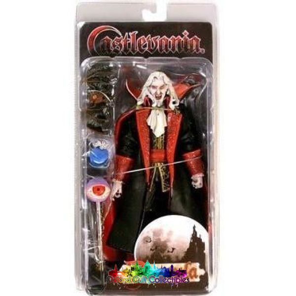 Castlevania Dracula Action Figure