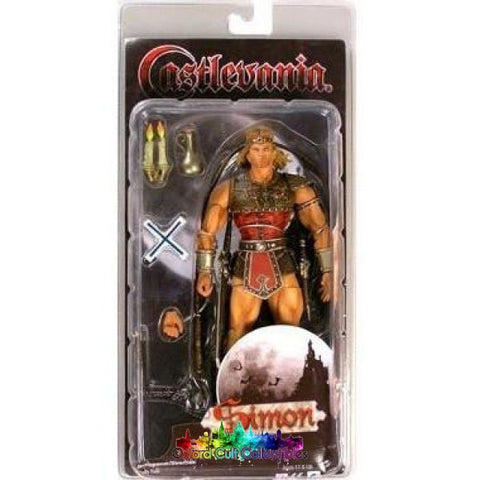 Castlevania Simon Belmont Action Figure