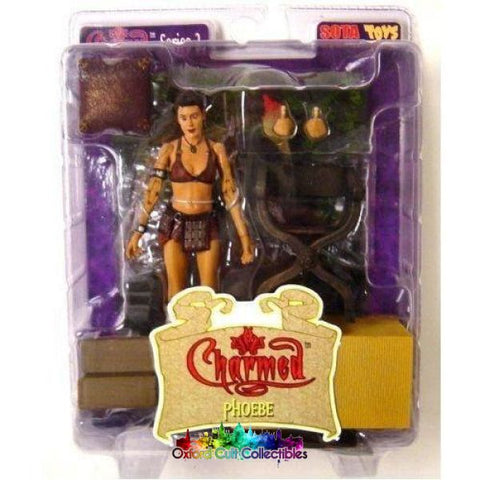 Charmed Phoebe Action Figure