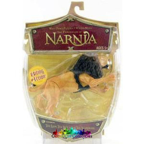 Chronicles Of Narnia Aslan The Lion Witch And Wardrobe