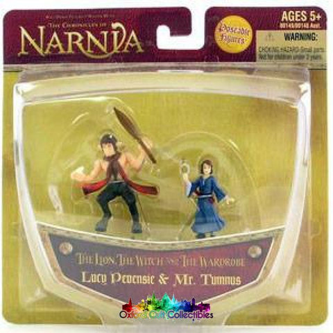 Chronicles Of Narnia Lucy Pevensie & Mr Tumnus The Lion Witch And Wardrobe