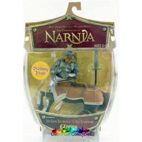 Chronicles Of Narnia Oreius The Lion Witch And Wardrobe