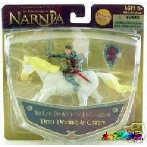 Chronicles Of Narnia Peter Pevensie & Unicorn The Lion The Witch And The Wardrobe