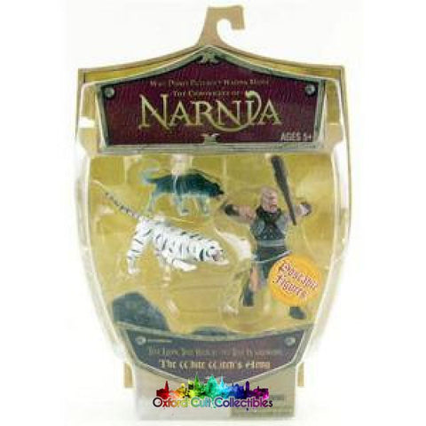 Chronicles Of Narnia The White Witchs Army Lion Witch And Wardrobe