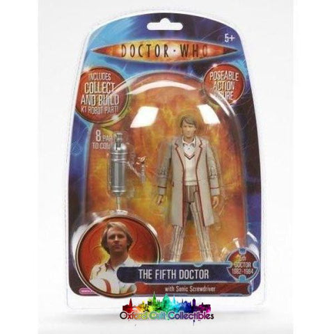 Classic Doctor Who The Fifth Action Figure