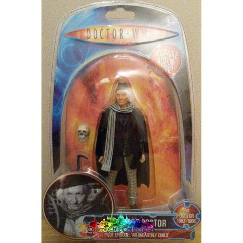 Classic Doctor Who The First Action Figure