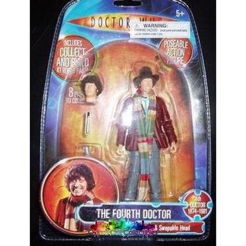 Classic Doctor Who The Fourth Action Figure
