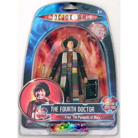 Classic Doctor Who The Fourth From The Pyramid Of Mars Action Figure