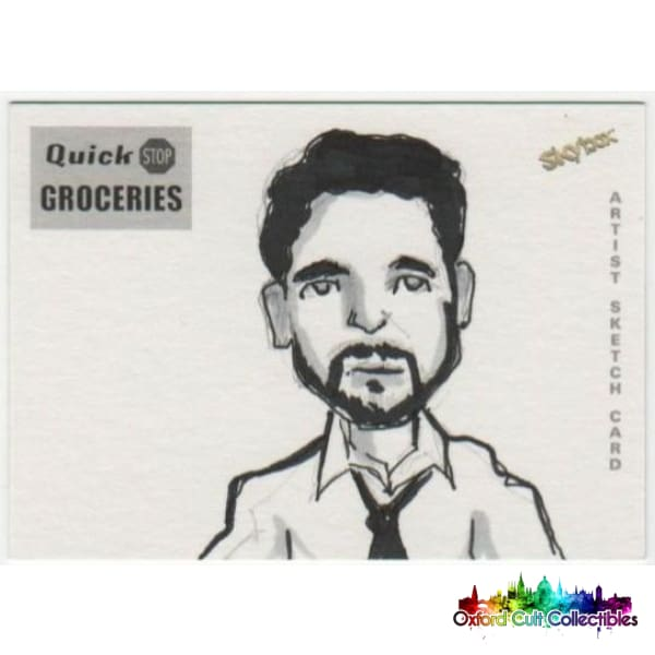 Clerks Artist Sketch Card Set By Jason Durden