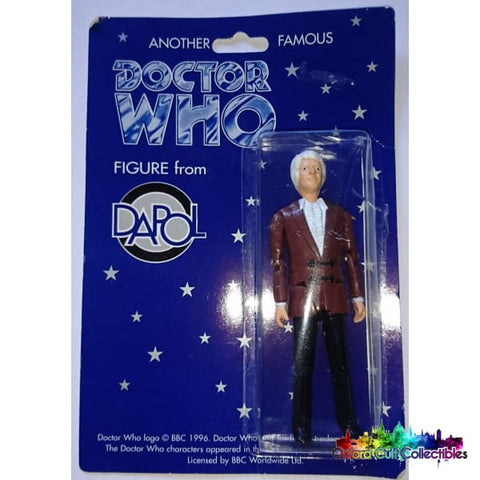 Dapol Doctor Who 3Rd Doctor Action Figure