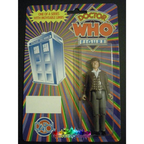 Dapol Doctor Who 4Th Action Figure