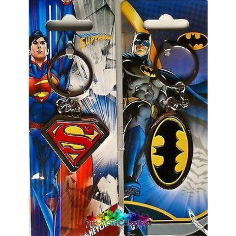 Dc Comics Batman Vs Superman Pair Of Key Chains