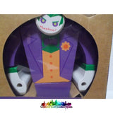Dc Comics The Joker Painted Wooden Figure