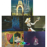 Disneys Cinderella Trading Card And Sticker Set
