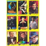 Disneys Dick Tracy Trading Card And Sticker Set