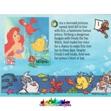 Disneys The Little Mermaid Trading Card And Sticker Set