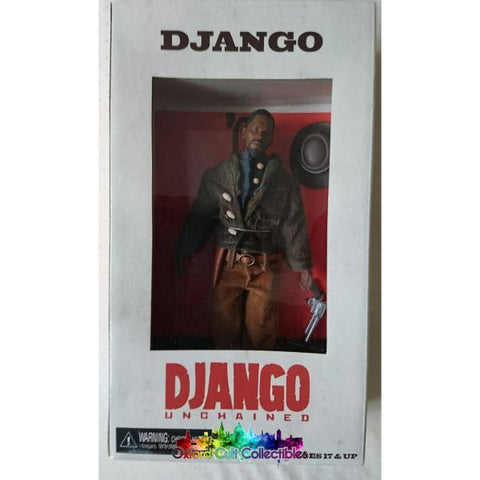 Django Unchained Action Figure