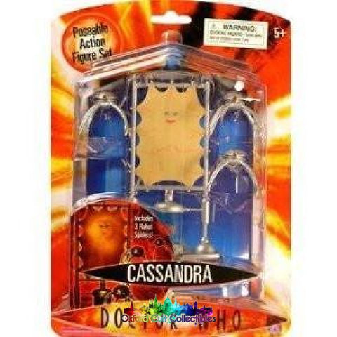 Doctor Who Cassandra Action Figure