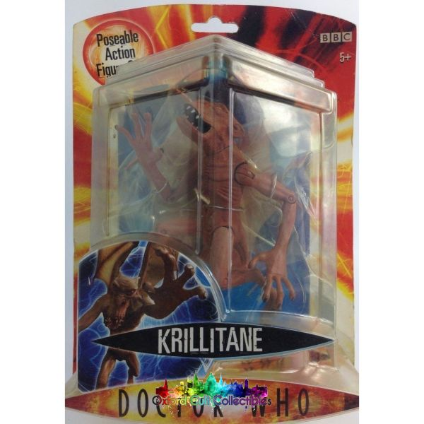Doctor Who Krillitane Action Figure