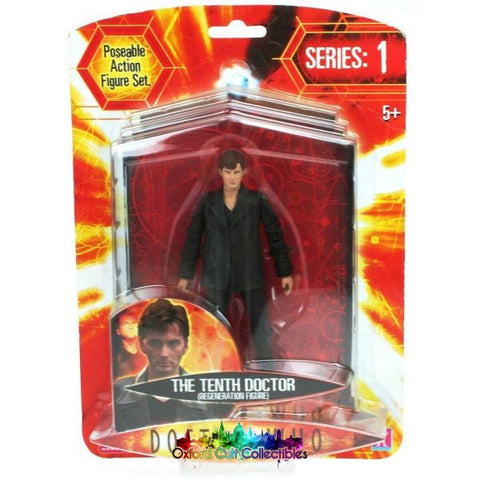 Doctor Who Series 1The Tenth (Regeneration) Action Figure