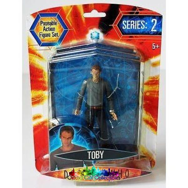 Doctor Who Series 2 Toby Zed Action Figure