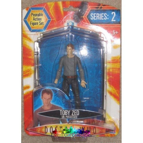 Doctor Who Series 2 Toby Zed Un-Possessed Action Figure