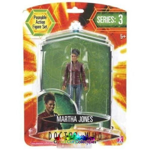 Doctor Who Series 3 Martha Jones Action Figure