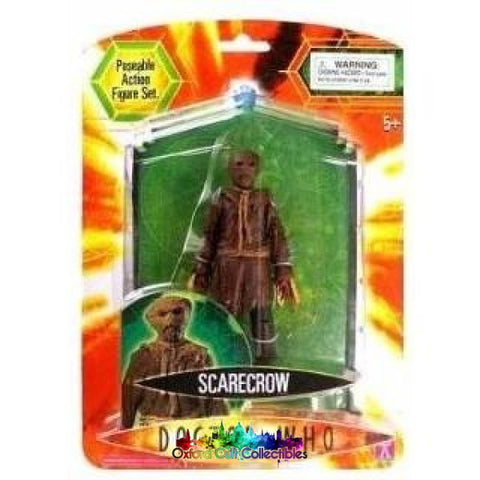 Doctor Who Series 3 Scarecrow Light Brown Tie Variant Action Figure