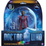 Doctor Who Set Of 3 Figures