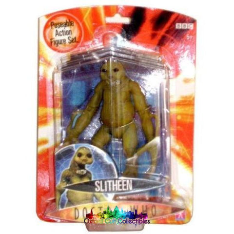 Doctor Who Slitheen Action Figure