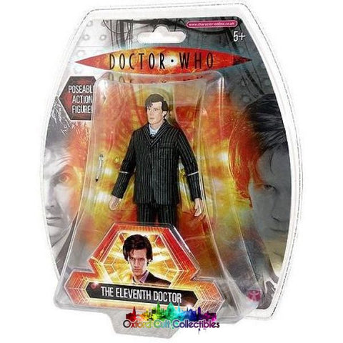 Doctor Who The Eleventh Regenerated Action Figure