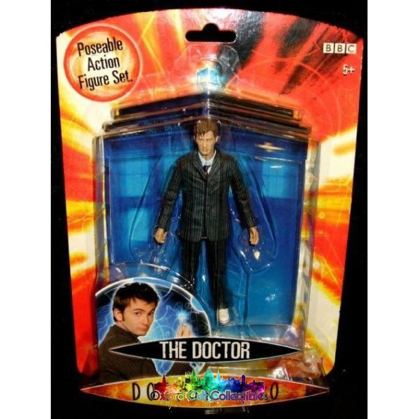 Doctor Who The Tenth Action Figure