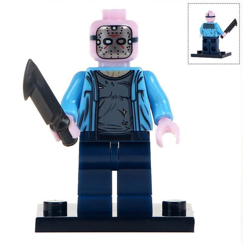 Building Blocks Horror Collection 'Friday the 13th - Jason Vorhees (variant)' minifigure
