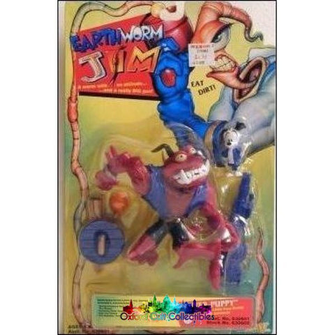 Earthworm Jim Peter Puppy Action Figure