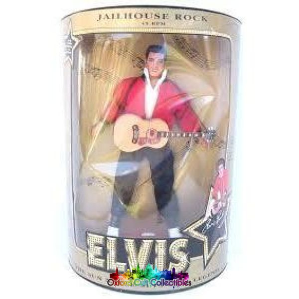 Elvis Presley Jailhouse Rock 12 Collectors Doll